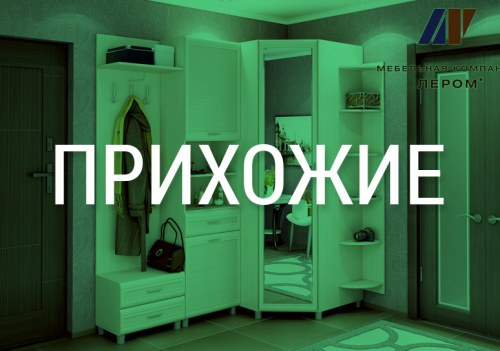 Прихожие в Калуге лучше покупать по низким ценам в магазине Мебель 24 на Достоевского 27