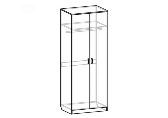 Шкаф 2-х дверный Светлана СВ-20