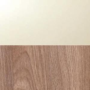 Жемчуг глянец / Ясень темный