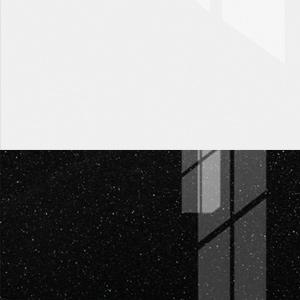 Белый металлик / Чёрный металлик
