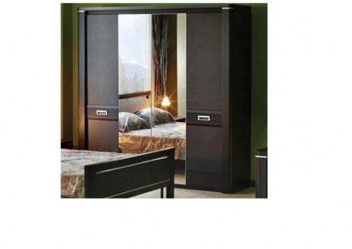 Шкаф 4-х дверный Магнолия