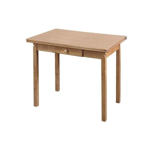 Обеденный стол раскладной (прямая нога)