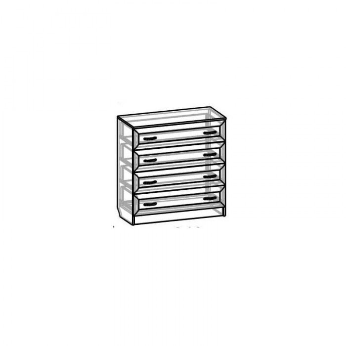 Комод СВР-15 Светлана рамка