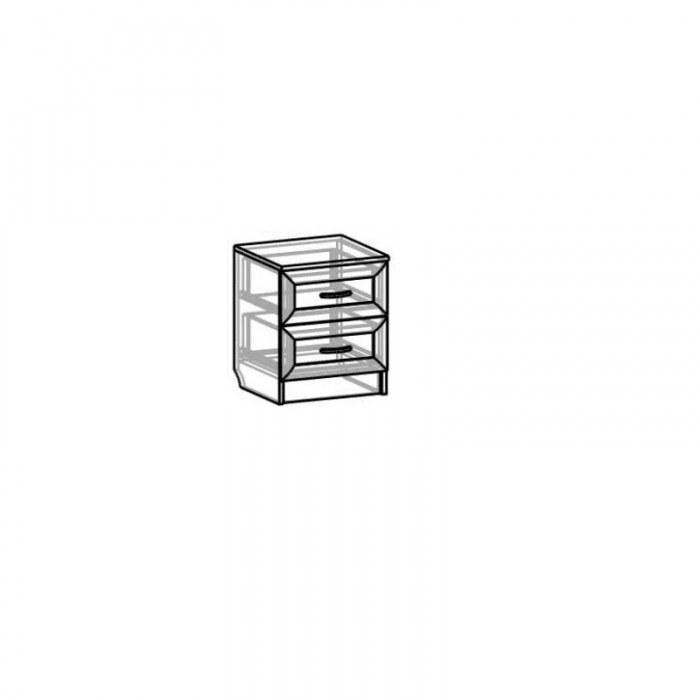 Тумба прикроватная СВР-12 Светлана рамка