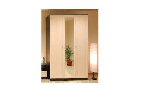 Шкаф 3-х дверный с зеркалом СВР-31 Светлана рамка