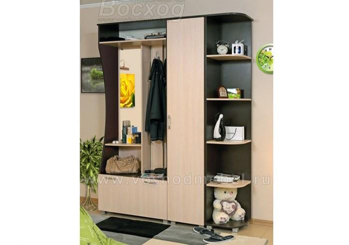 Шкаф 1-дверный ЛЗ-3 Луиза