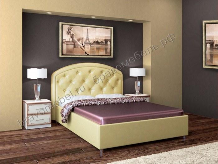 """Кровать мягкая """"Валенсия"""""""