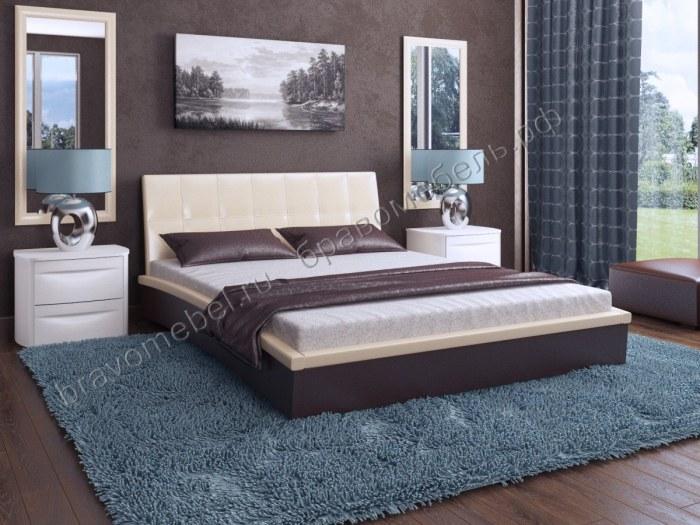 """Кровать мягкая """"Севилья"""""""