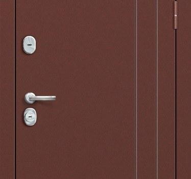 Входная дверь GROFF P2-200 П-2 Светлый Орех