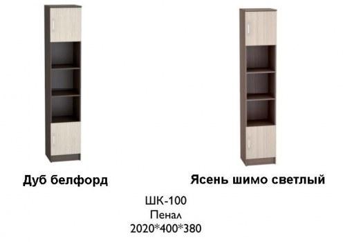 Шкаф ШК-100 к прихожей Машенька