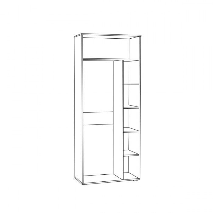Бьянка Шкаф для одежды
