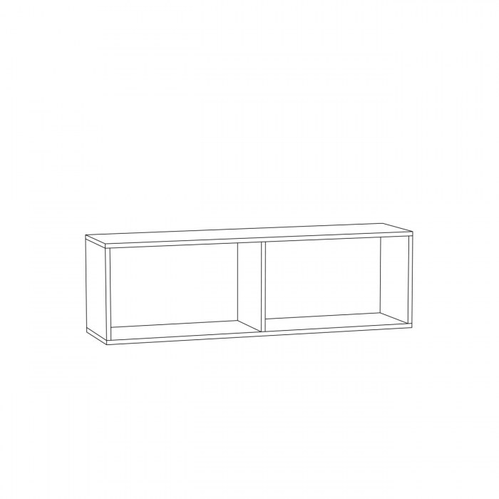 Гринвич Шкаф навесной