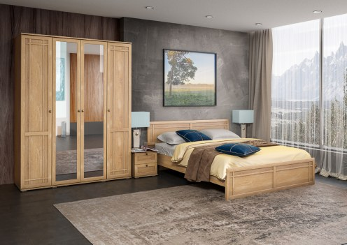 Модульная спальня Марко