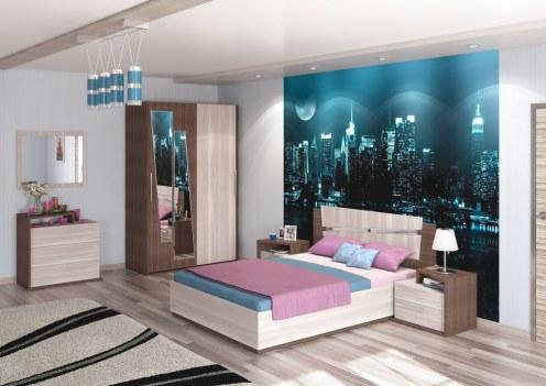 Модульная спальня «Моника»