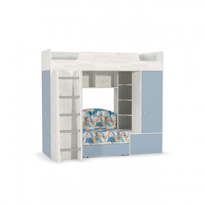 Тетрис 1 Кровать-чердак