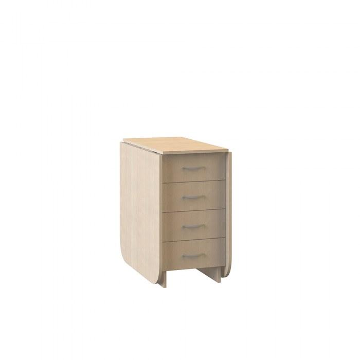 Глория 606 Стол-книжка с ящиками