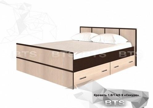 Сакура Кровать 140