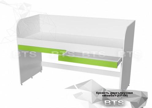 Мамба Кровать двухъярусная КР-06