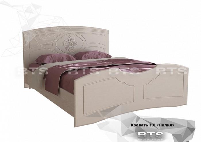 Лилия Кровать 160