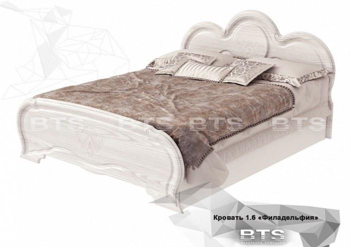 Филадельфия Кровать КР-03