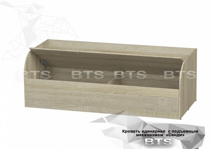 Сенди Кровать с ящиками КРП-01