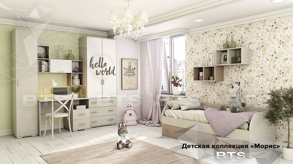Морис Шкаф антресольный АН-03