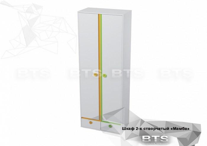Мамба Шкаф 2-х створчатый ШК-15
