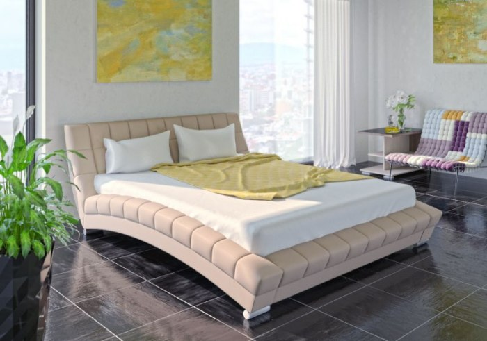 Оливия Кровать 160
