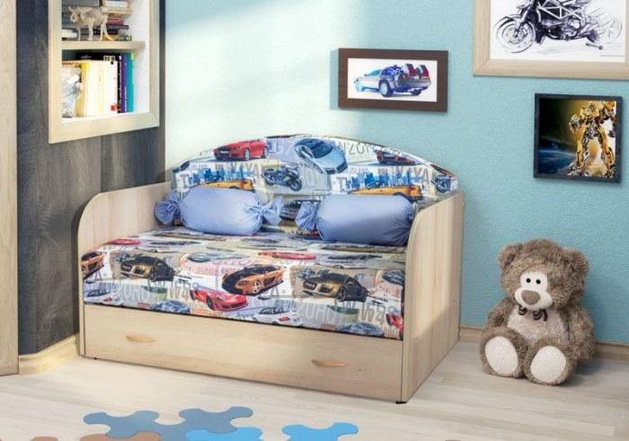 Антошка 1 диван-кровать детский