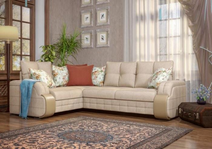 Николь диван-кровать угловой