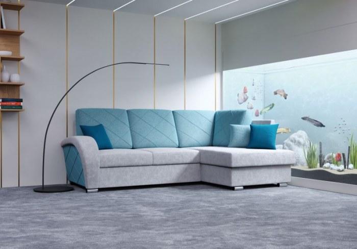 Рейна диван-кровать угловой