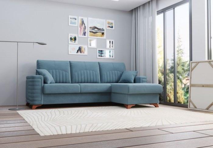 Джейми диван-кровать угловой