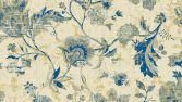 Фибра Классика 1904/1 (синие цветы)