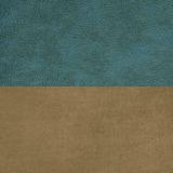 Дакар 07 (сине-зеленый)/зол.коричневый
