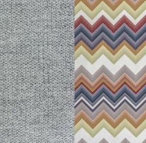 Лаундж 13 серый-Фибра 23784 зигзаг