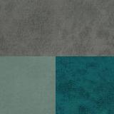 Медли граунд (агатовый серый)/Ментоловый