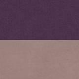 Велутто 25 (сливовый)/серо-розовый